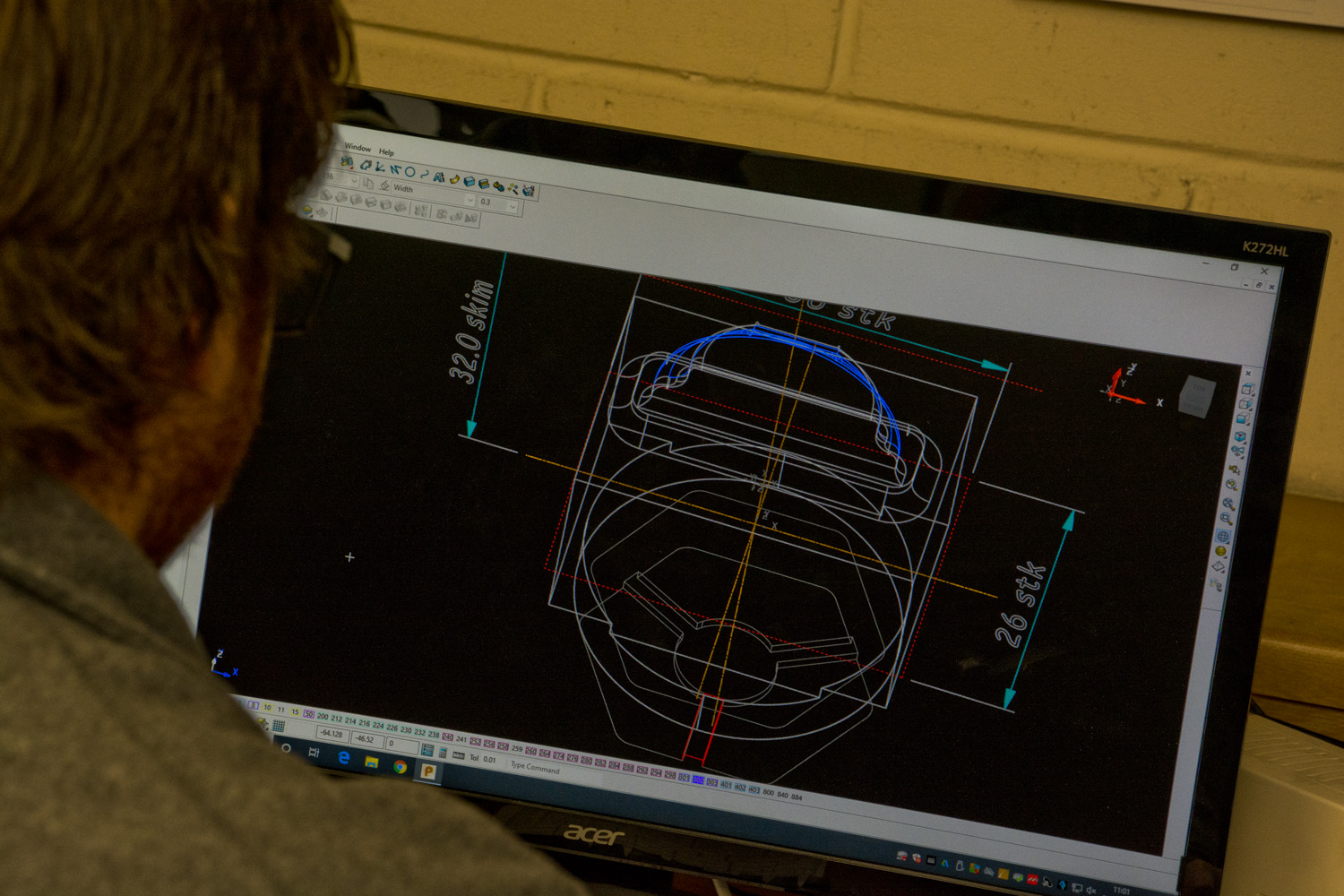 Cad Cam Services from C&M Mould Tools
