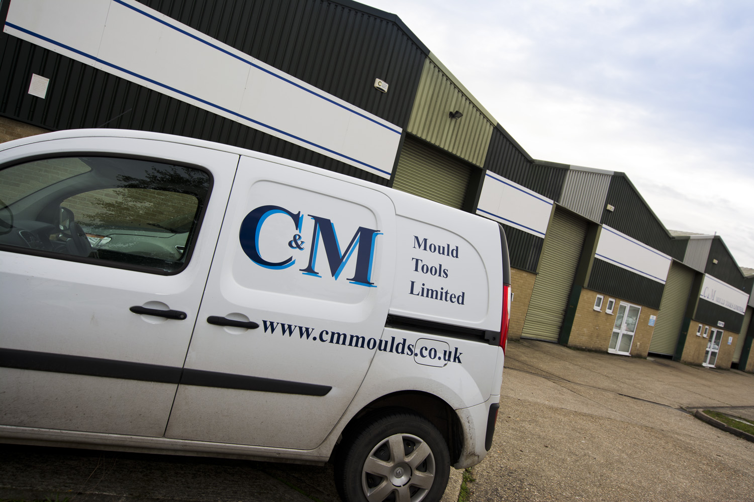 C&M Mould Tools Building